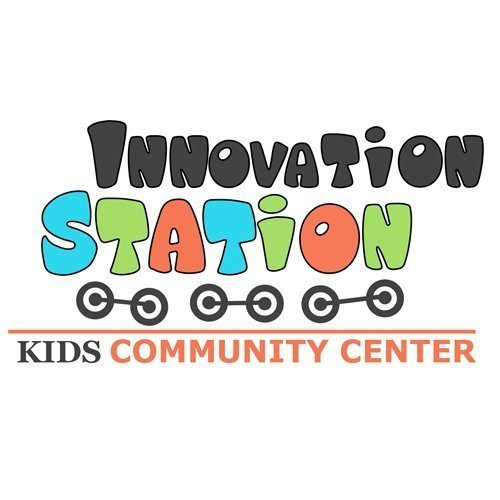 Innovation Station Logo Design