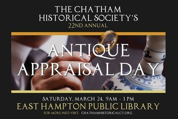 Antique Appraisal Day Poster