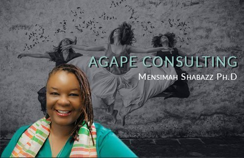 Agape Consulting Website Design
