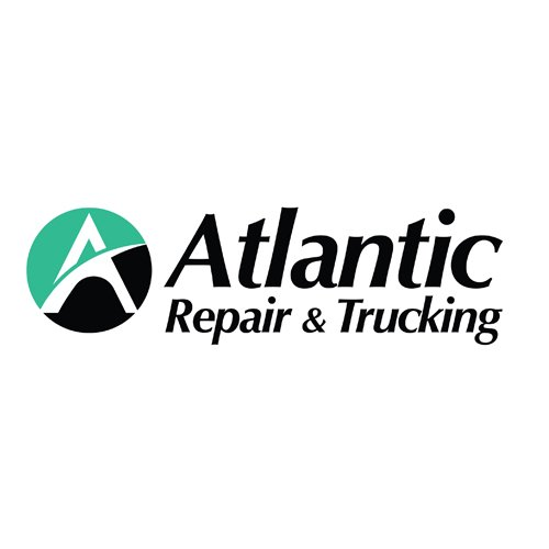 Atlantic Repair and Trucking Logo Design