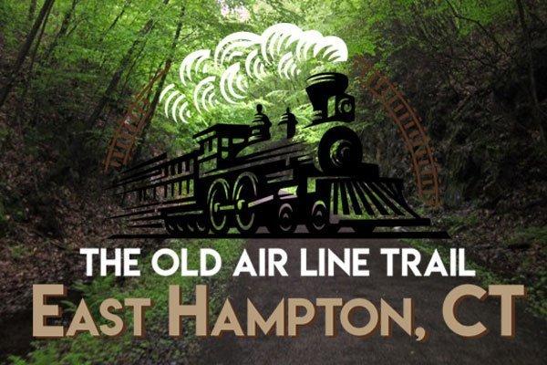 Air Line Trail Logo Design by John Denner