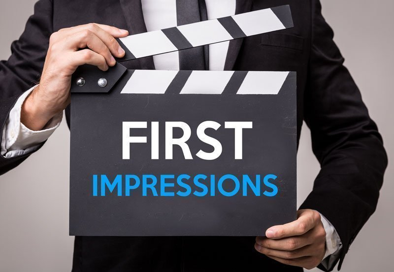 Graphic Design First Impressions Matter